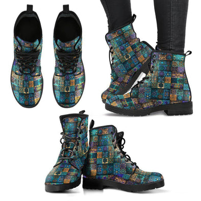 Clearance Bohemian Pattern 3 Boots