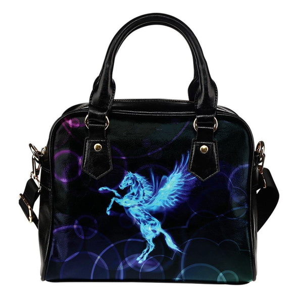 Pegasus Shoulder Handbag