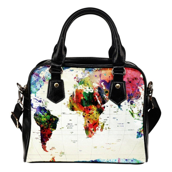 Wanderlust Shoulder Bag