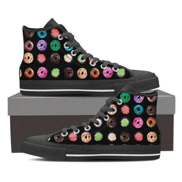 Mens Donut High Top.