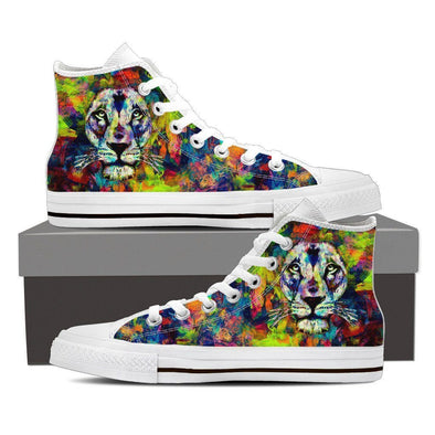 Womens Lion High Top.