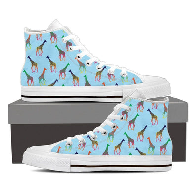 Womens Giraffe High Top.