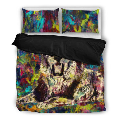 Lion Bedding Set V2.