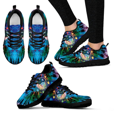 Limited Time 60% Colorful Yin and Yang Peace Handcrafted Sneakers 5