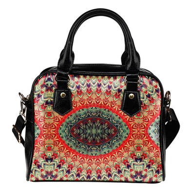 Mandala Shoulder Bag