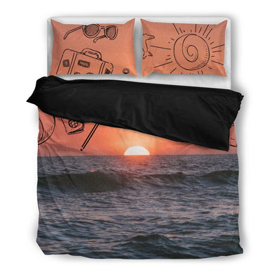 Summer Bedding Set.