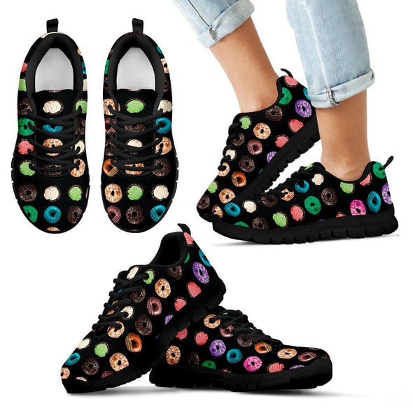 Kids Donut Sneakers.