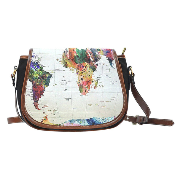 Wanderlust Saddle Bag