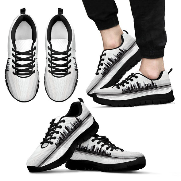 Mens Skyline Sneakers.