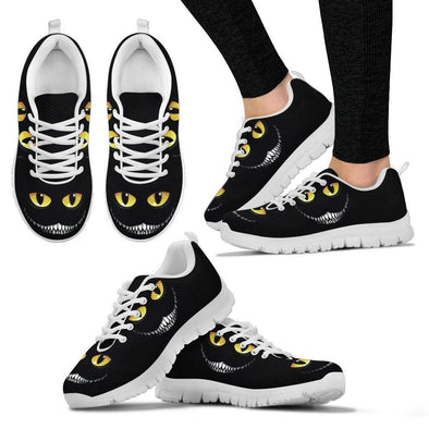Wonderland Sinister Smile Sneakers