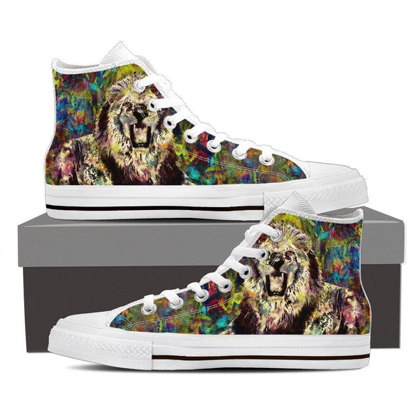 Womens Lion High Top V2.