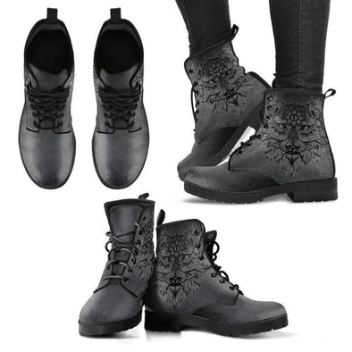 Clearance Boho Wolf Boots
