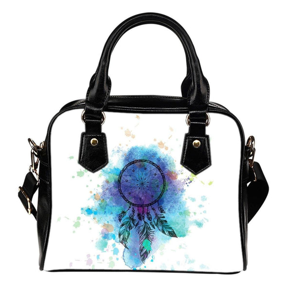 Dream Catcher Shoulder Handbag