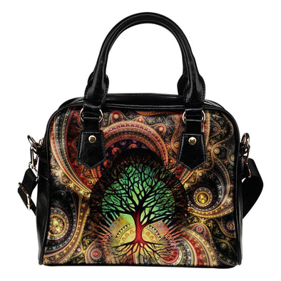 The World Shoulder Handbag