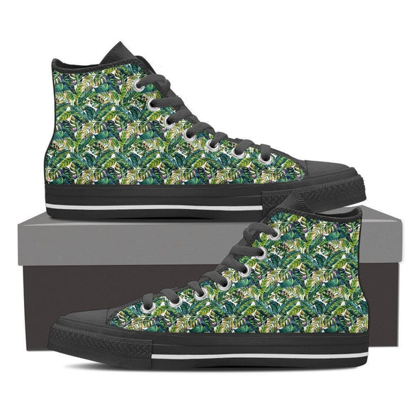 Mens Tropical High Top.
