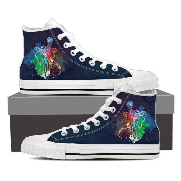 Womens Octopus High Top.