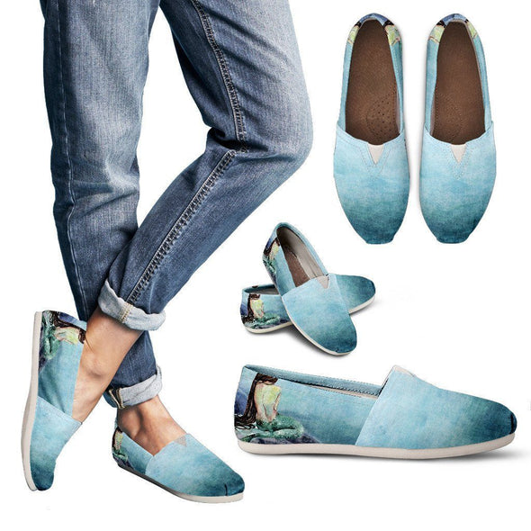 Womens Mermaid Casual Shoes