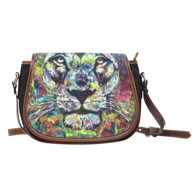 Lion Saddle Bag V2