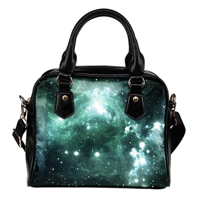 Team Electric Shoulder Handbag