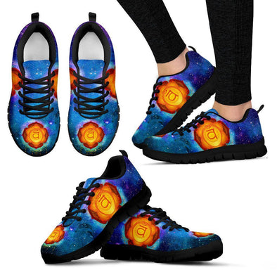 Sacral Chakra Sneakers.