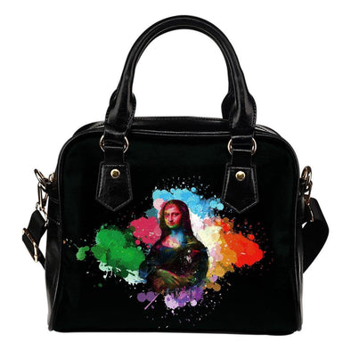 Mona Lisa V1 Shoulder Bag