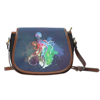 Octopus Saddle Bag