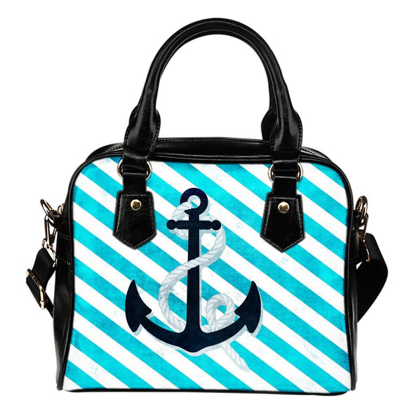 Nautical Shoulder Handbag