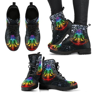 HandCrafted Chakra Life Boots.