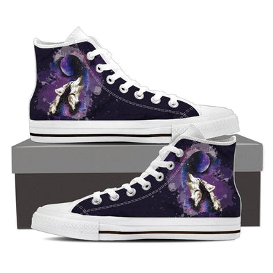 Call of the Wild High Tops (Black)