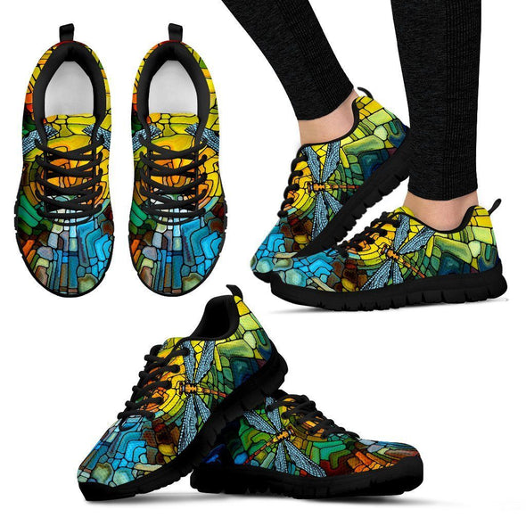 Limited Time 60% Stain Glass Handcrafted Sneakers