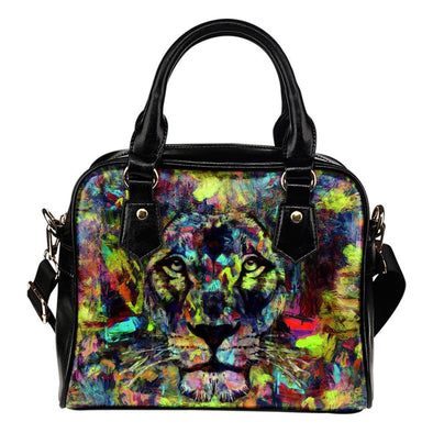 Lion Shoulder Handbag V2.