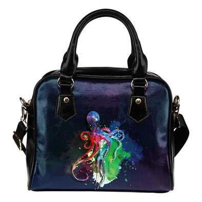 Octopus Shoulder Handbag