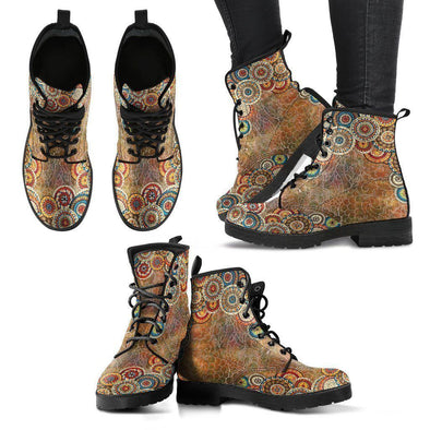 Clearance Henna Paisley Boots