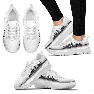 Womens Skyline Sneakers.