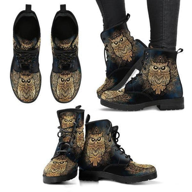 Clearance Gold Owl 2 Boots.