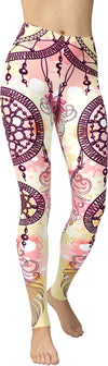 Dream Catcher Mandala Mellow Leggings