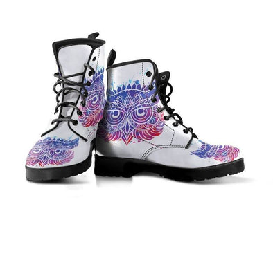Clearance Owl Face Boots
