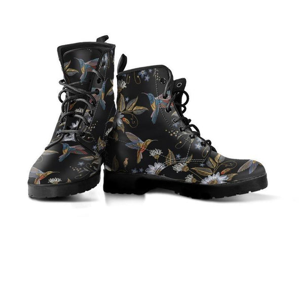 Clearance Mystical Birds Paradise Boots