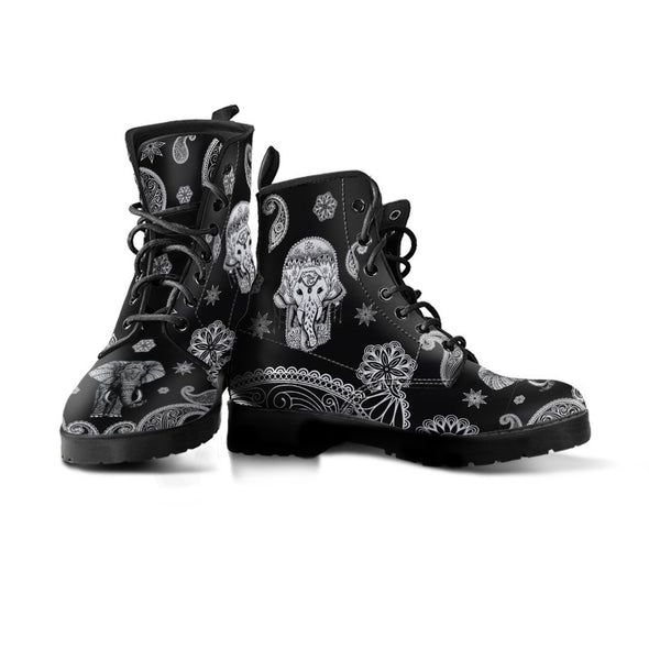 HandCrafted Hamsa Elephant Boots.