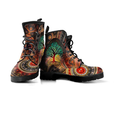 HandCrafted Tree of LIfe V2 Boots.