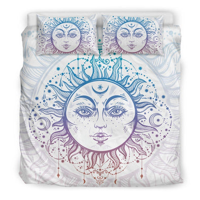 Magic Sun and Moon Bedding Set