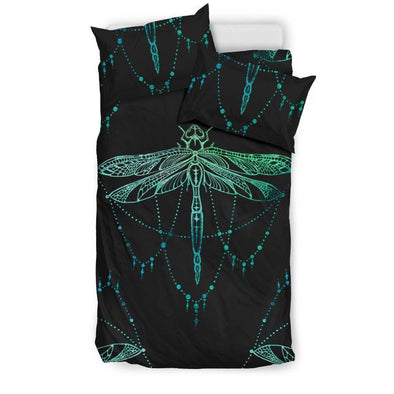 Dragonfly Bedding Set .