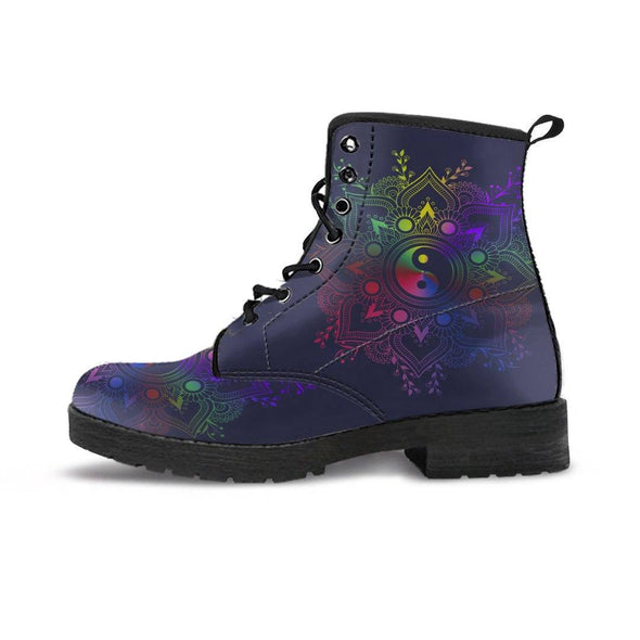 HandCrafted Balanced Chakra Boots.
