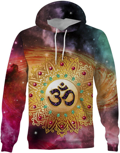 HandCrafted Ohm Hoodie