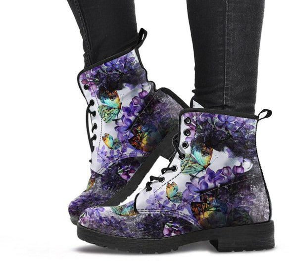 The Gaia HandCrafted Boots