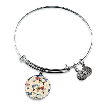 Wanderlust Luxury Bangle