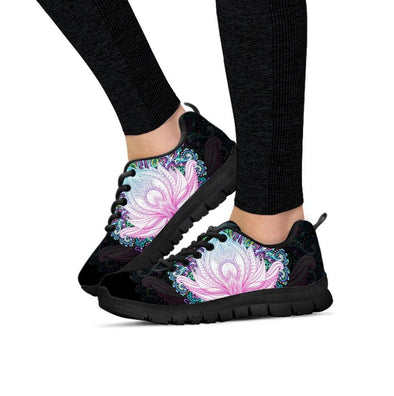 Womens Magical Lotus Sneakers