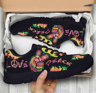 Love and Peace Sneakers