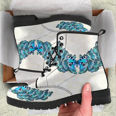 HandCrafted Butterfly Wings Boots