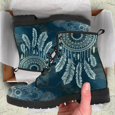 HandCrafted Dream Catcher Boots